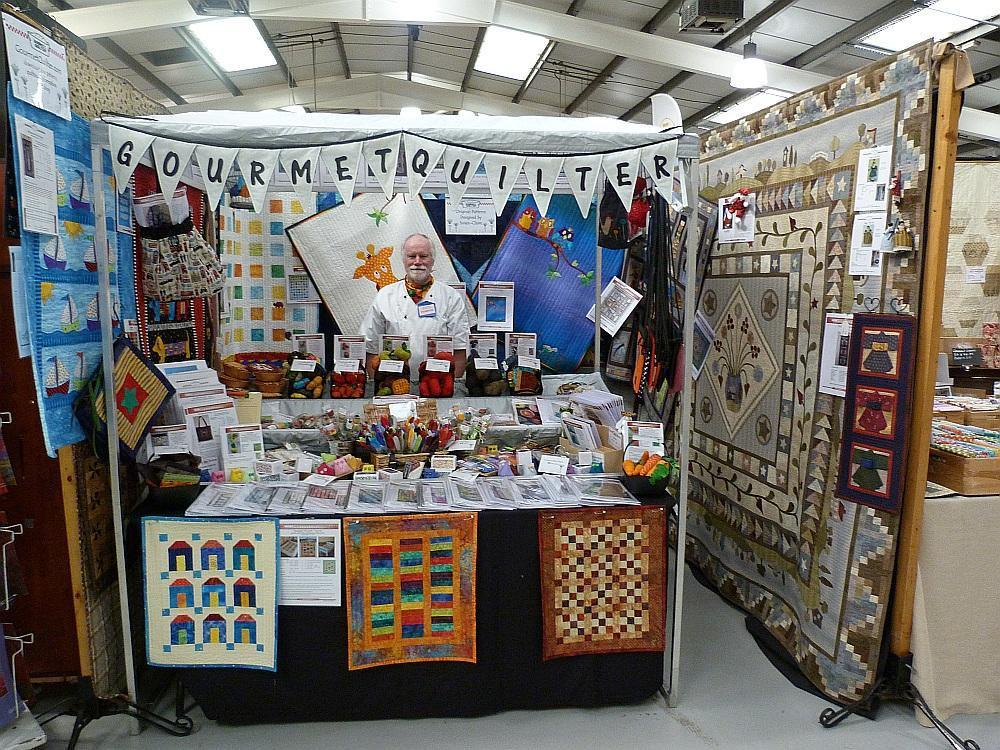 Quilts UK, Malvern
