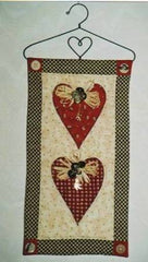 Hang Up about Hearts Pattern