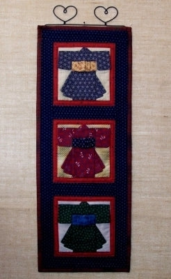 These Three Kimonos Pattern