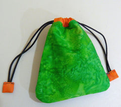 "Drawstring Bag from 5  x  6"" squares"