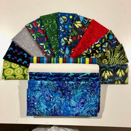 Sew Along 2018 - Fabric - All - New Zealand