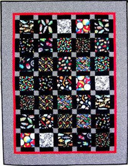 Just for Boys Quilt Pattern