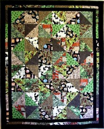 New Zealand Fun Quilt Pattern
