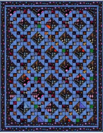 Boys Own Quilt Pattern