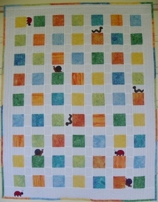 Creature Comforts Quilt Pattern
