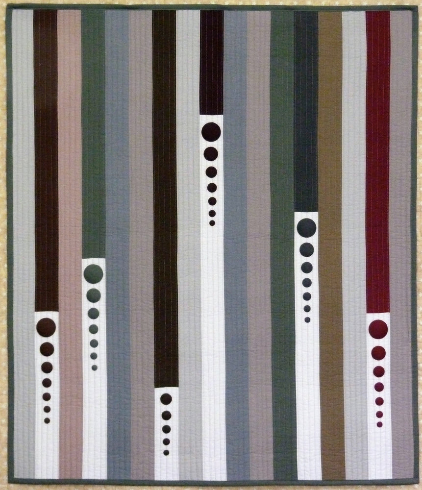 Dots & Strips Quilt