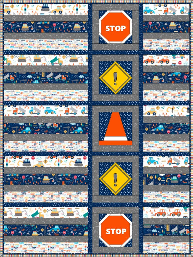 That Roadwork Quilt