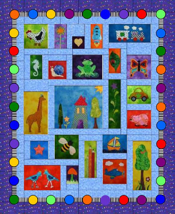 That Kid Stuff Quilt