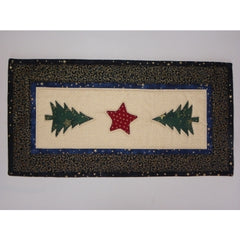 Christmas Trees - Table Runner Pattern