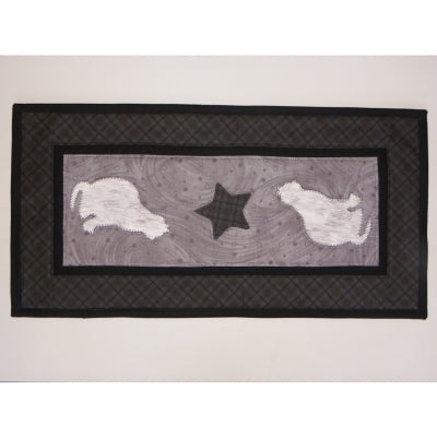 Cats - Table Runner Pattern