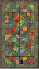 Jewel Box Tablerunner