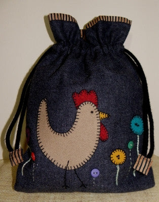 Wool 'n Stuff Bag