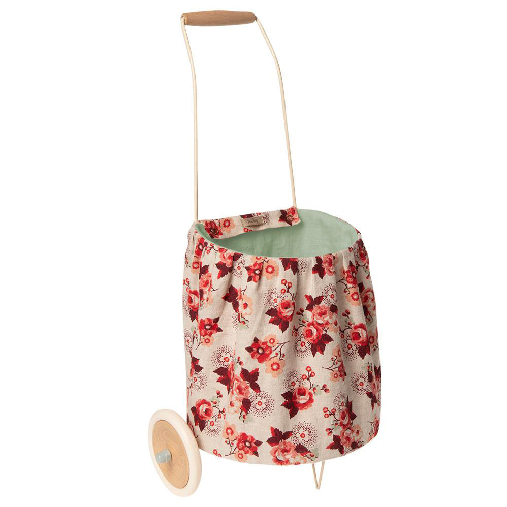 Maileg trolley rose