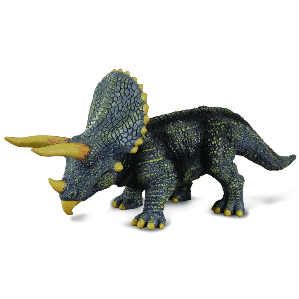 collecta triceratops the mini story