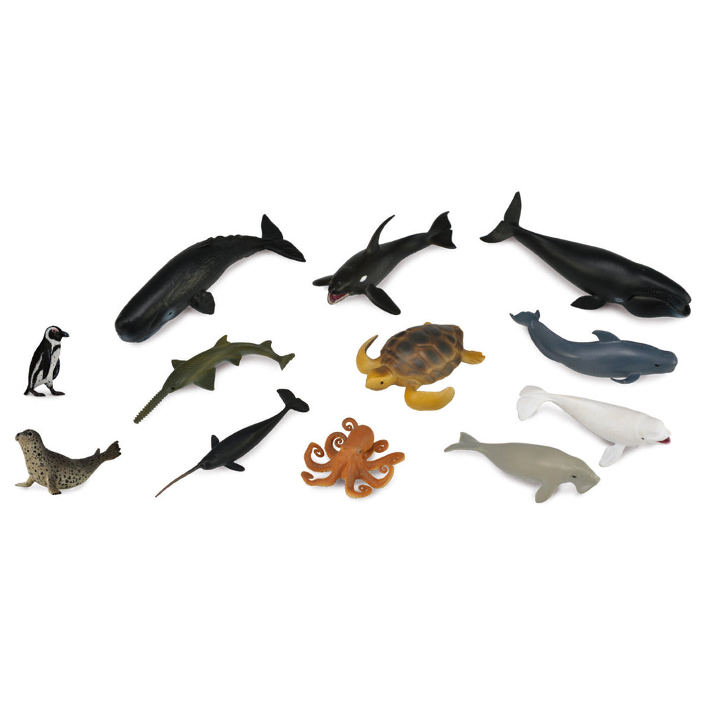 CollectA mini zeedieren set 2