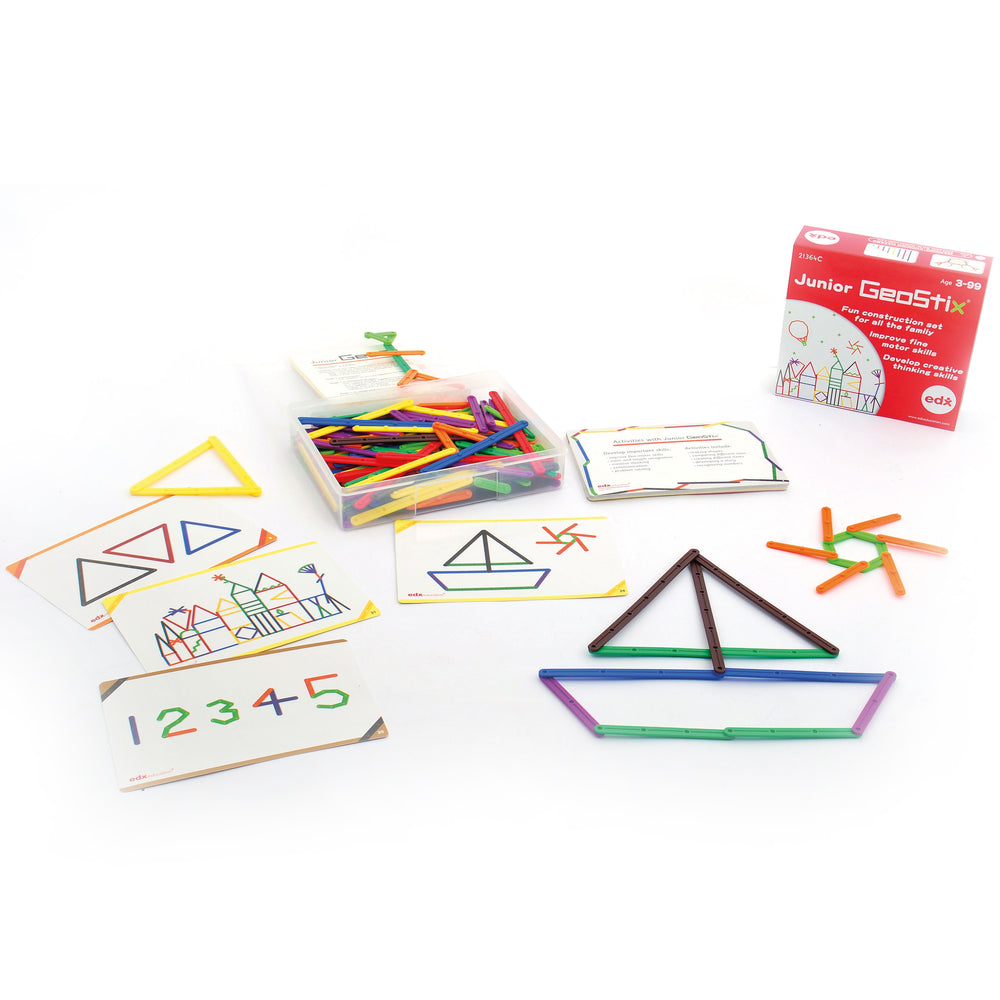 EDX junior geostix