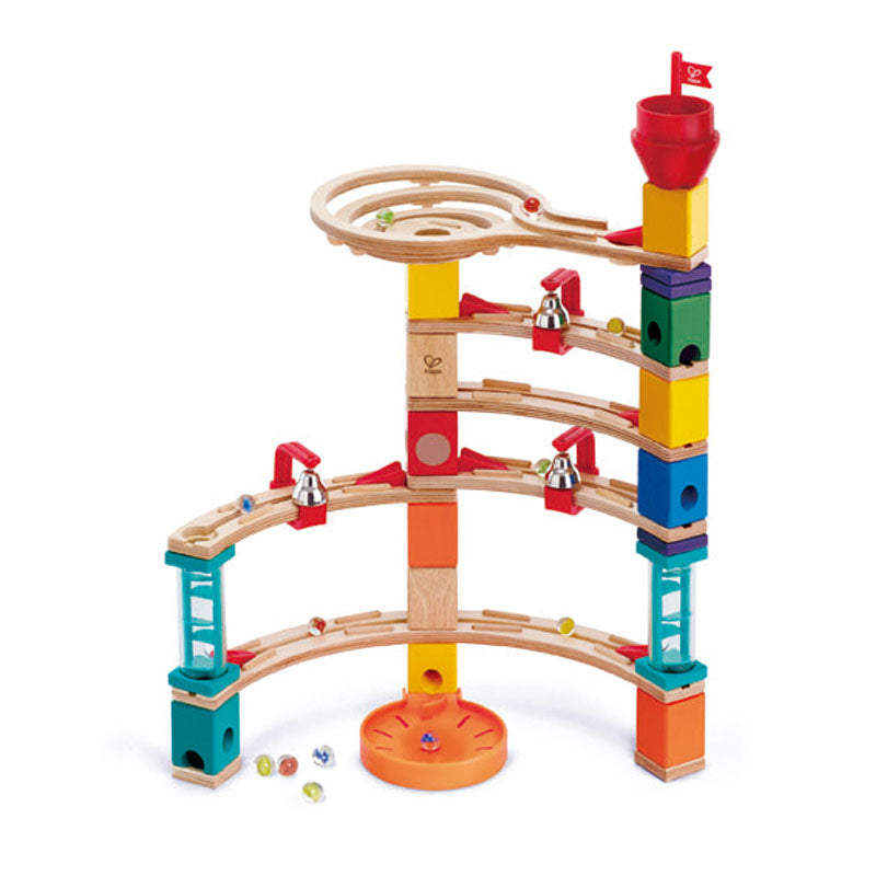 Hape Quadrilla castle escape knikkerbaan