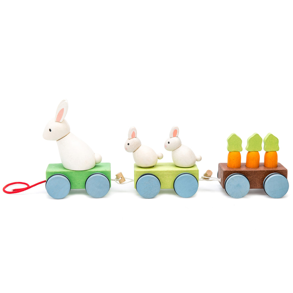 bunny train konijnentrein van Le Toy Van