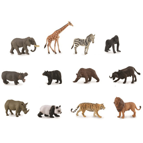 Collecta mini set wilde dieren