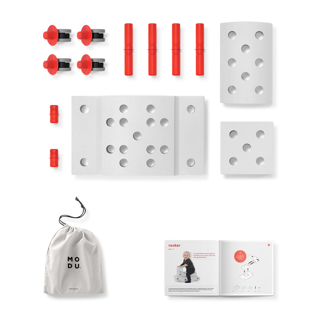 Modu curiosity kit rood
