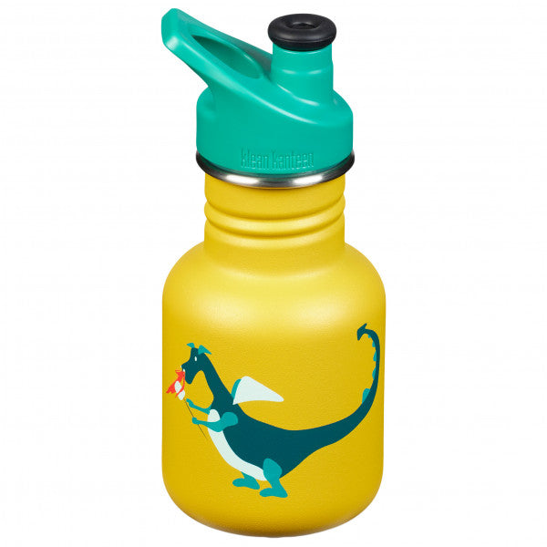 Klean Kanteen Sport Cap 355ml dragon snack