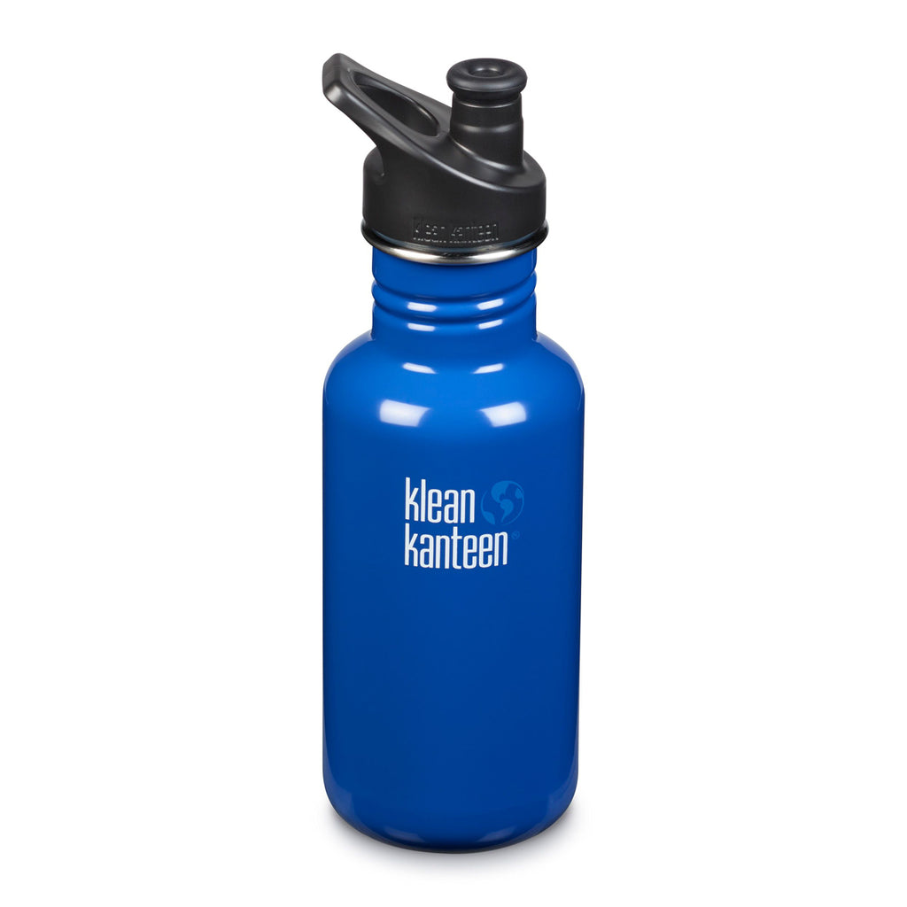 Klean Kanteen Classic Sport Cap 532ml coastal waters