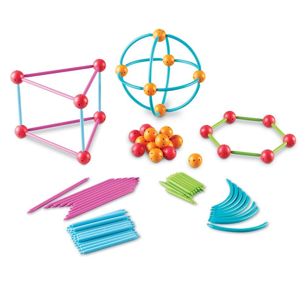 Learning Resources geometrische bouwset