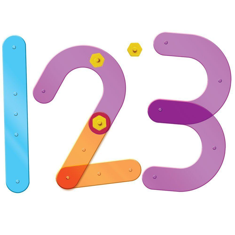 Learning Resources number construction