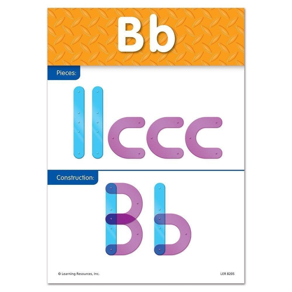 Learning Resources letter construction