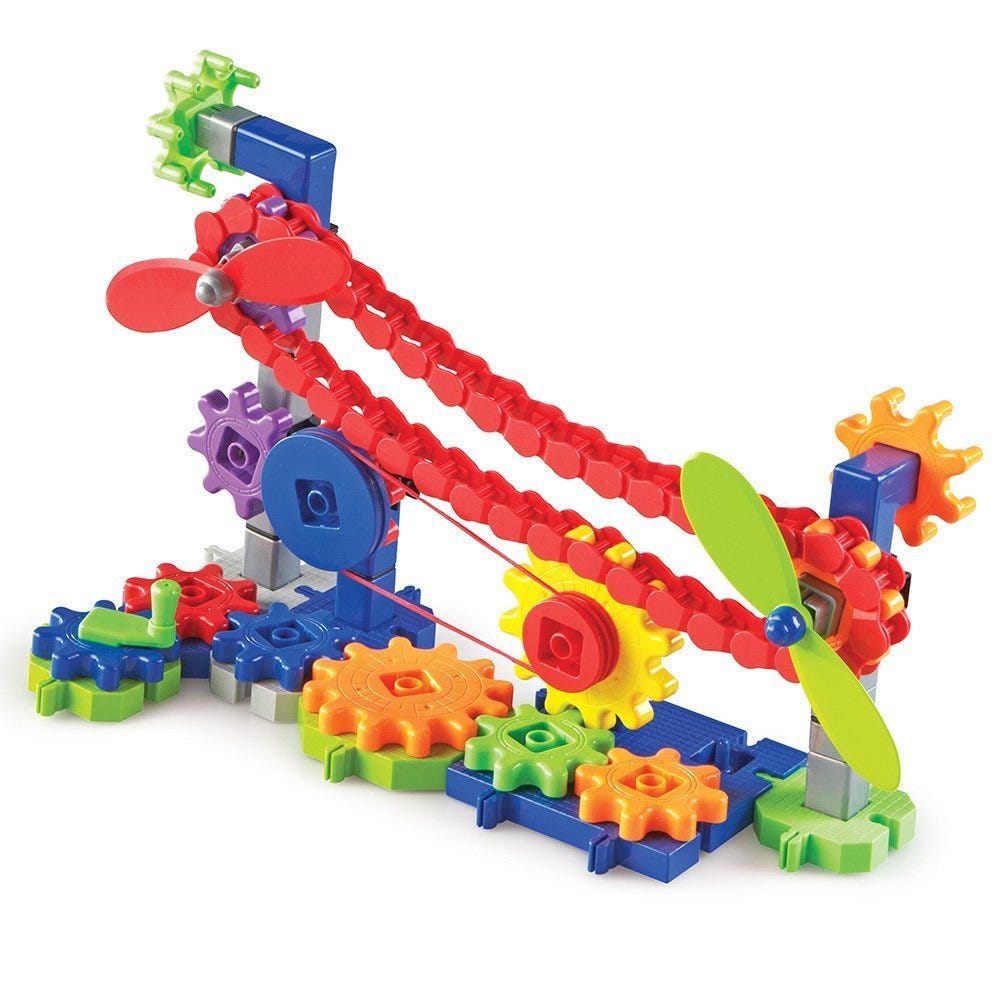 Learning Resources Gears! Gears! Gears! Machines in motion