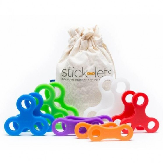 Stick-lets Dodeka Fort kit 12 stuks
