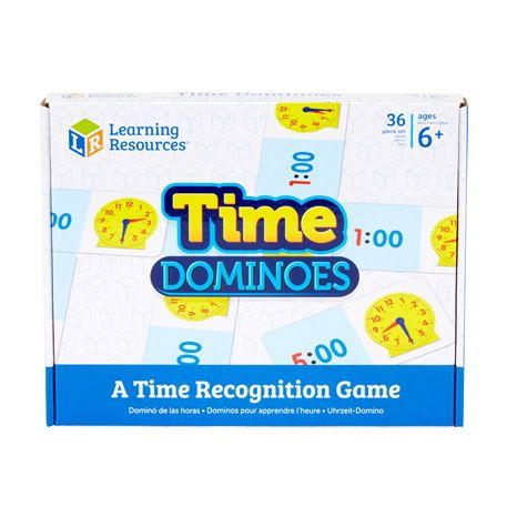 learning resources time dominoes verpakking