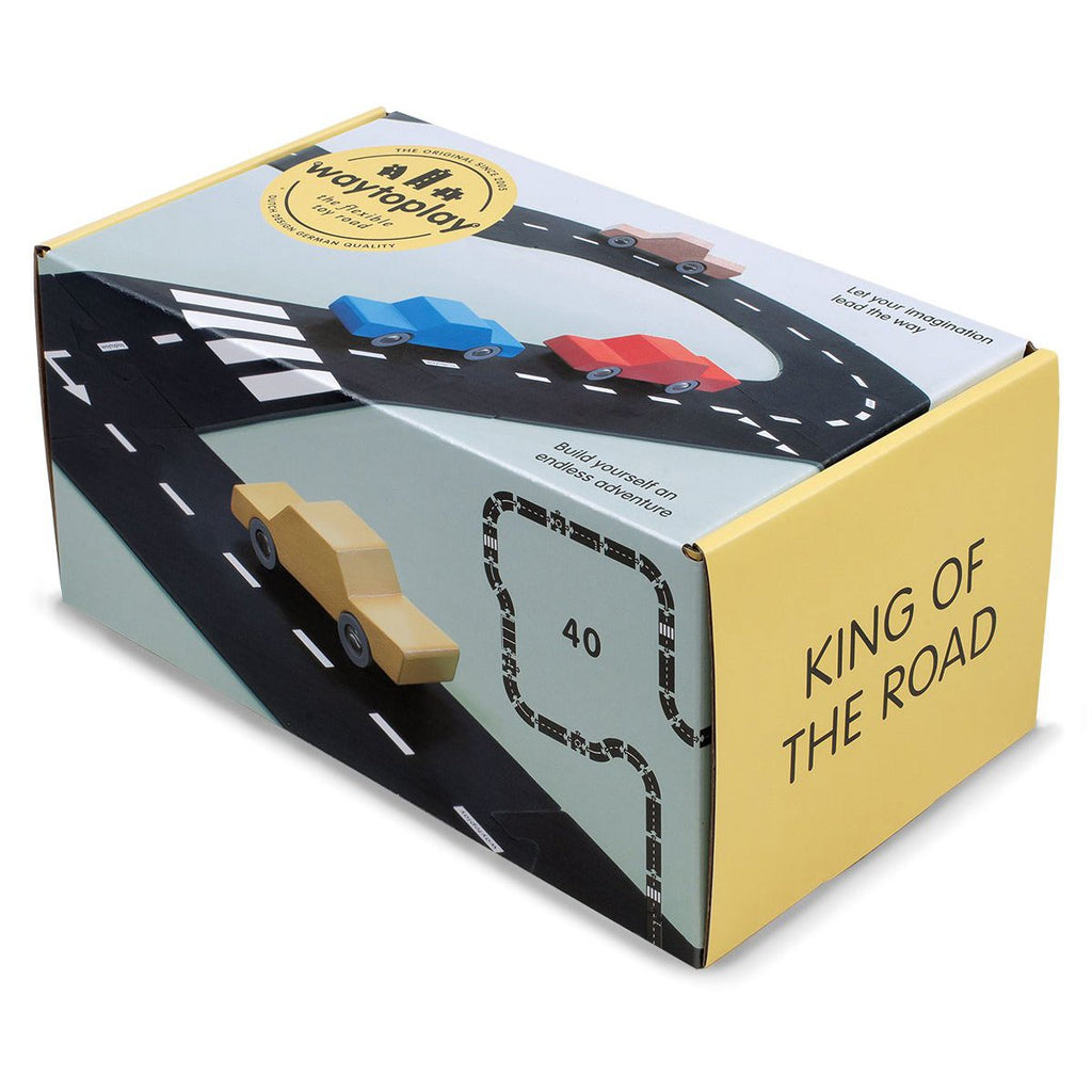 WaytoPlay King of the Road 40 delen