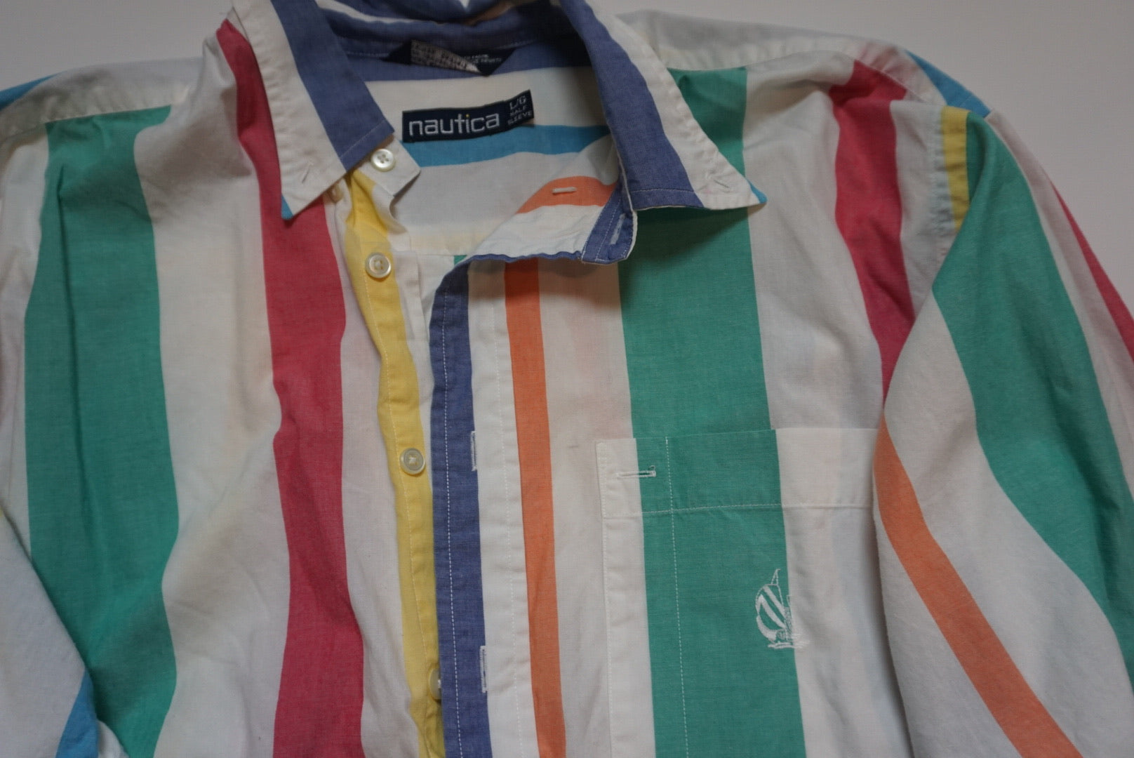 NAUTICA STRIPED TOP