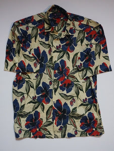 DUCKHEAD HAWAIIAN FLORAL TOP