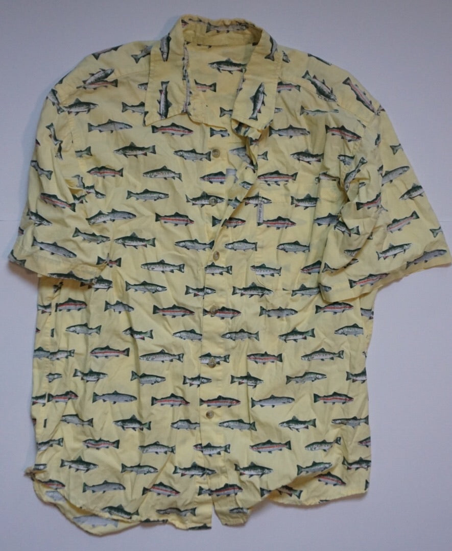 COLUMBIA FISHING SHIRT