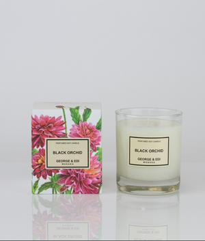 GEORGE & EDI Black Orchid Soy Candle