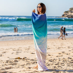 Beach Towel - Bondi Layers