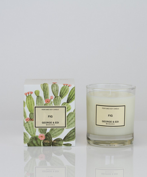 GEORGE & EDI Fig Soy Candle