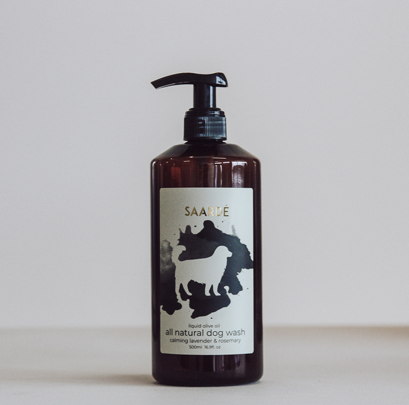 Olive Oil Dog Shampoo