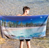 Beach Towel - Manly Moments