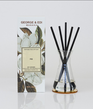 GEORGE & EDI Fig Reed Diffuser