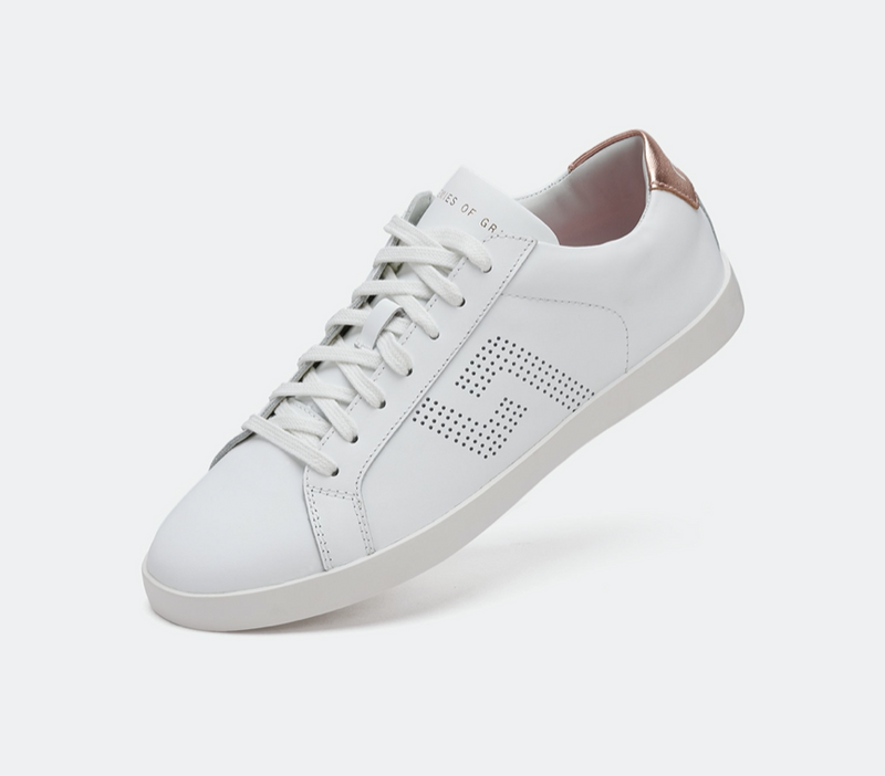 Rollie Prime White Rose Gold Sneaker