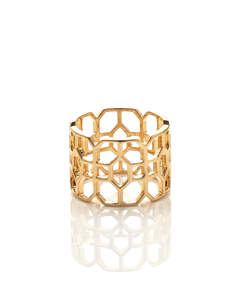 Stately Ring - Gold