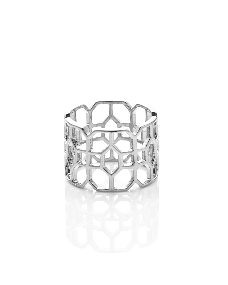 Stately Ring - Silver
