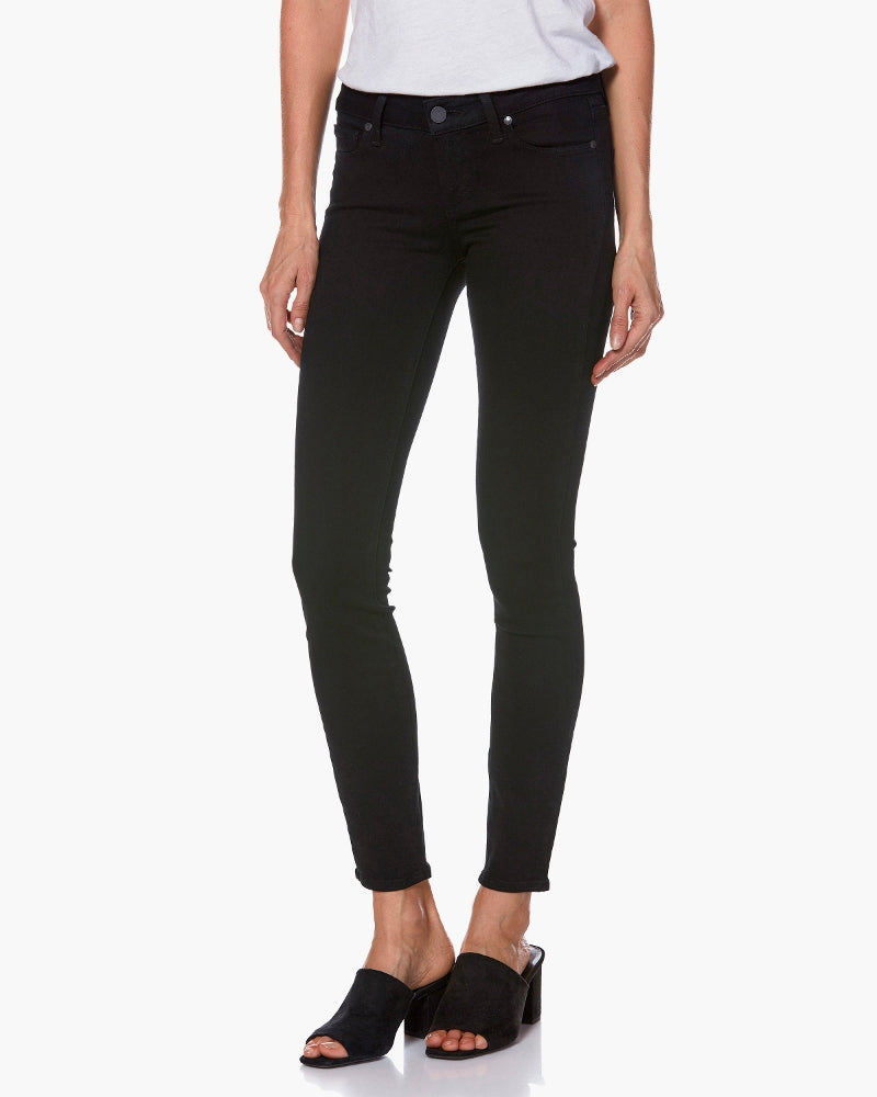 Verdugo Ankle Jeans - Black Shadow