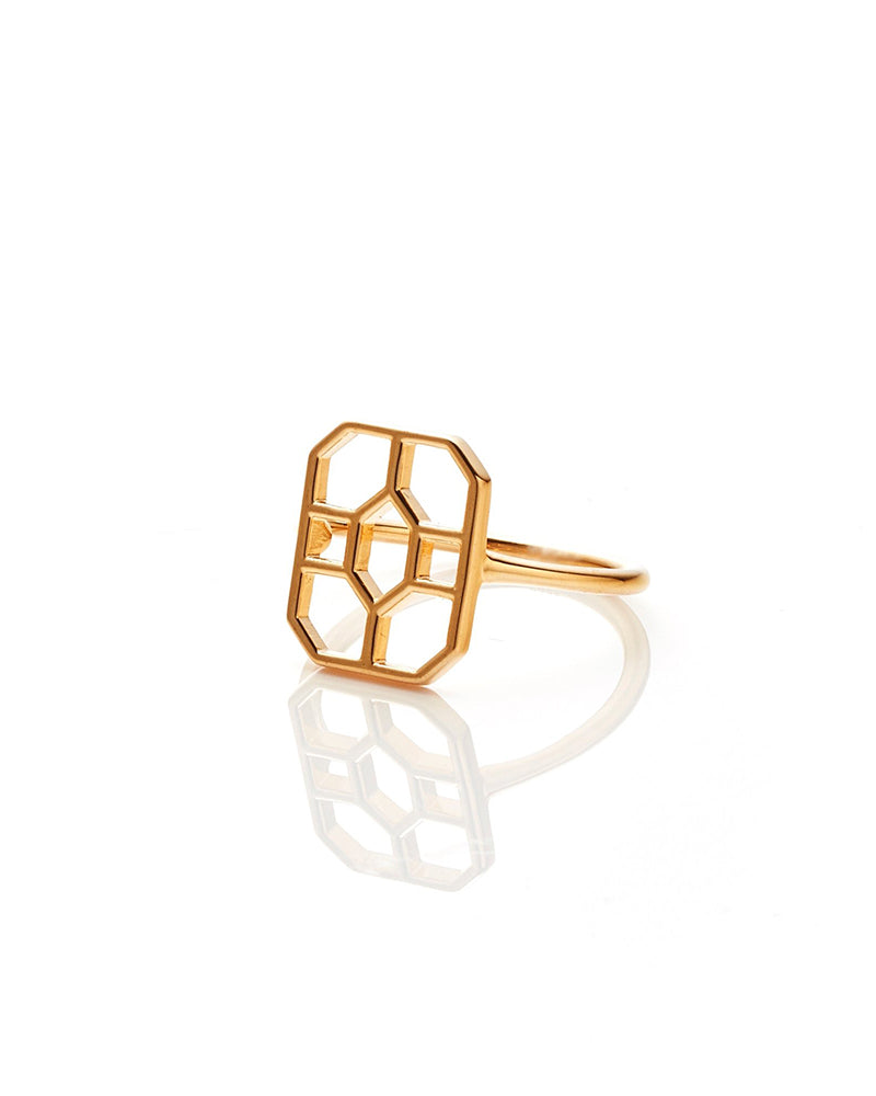 Vista Ring - Gold