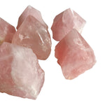 Rose Quartz Point Crystal - Love