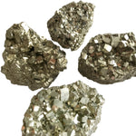 Pyrite Crystal Chunk - Motivation