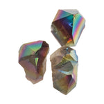 Rainbow Aura Point Crystal  - Manifest
